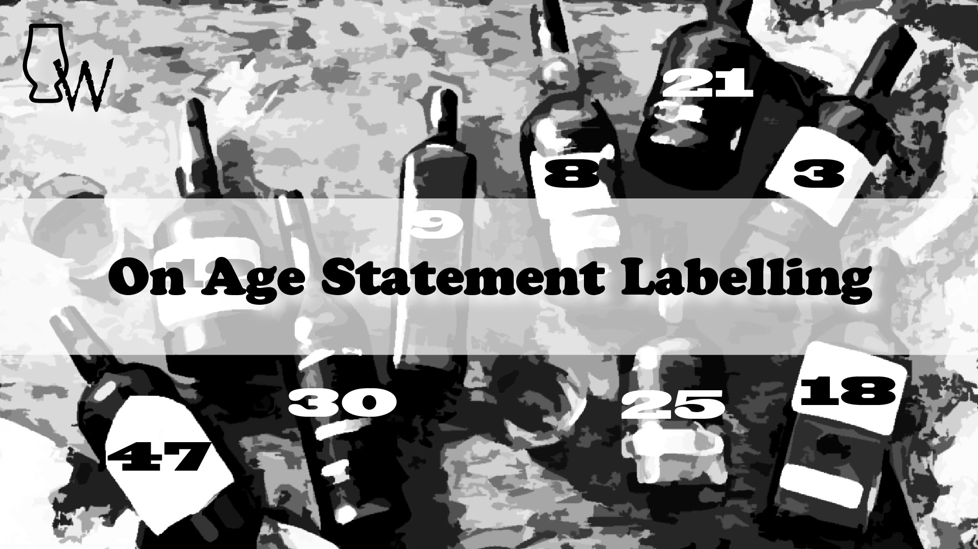 On Age Statement Labelling